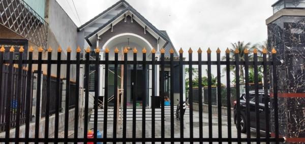 Thi công cửa sắt biệt thự ở Thủ Dầu Một - 0979.257.266
