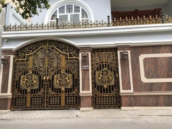 Thi công cửa sắt ở Phú Giáo Bình Dương - 0979.257.266