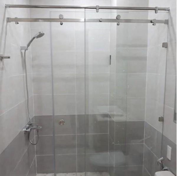 Thi công phòng tắm kính uy tín Bình Dương