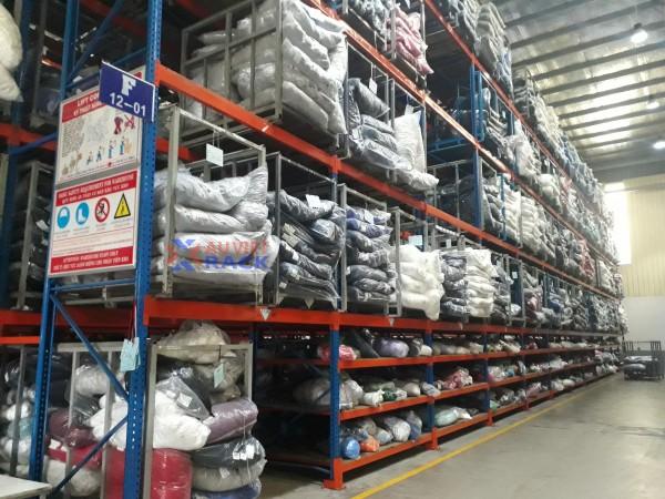 Thiết bị lưu trữ vải công nghiệp - Au Viet Rack