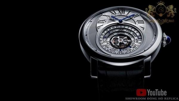 Thiết kế của đồng hồ hiệu Cartier