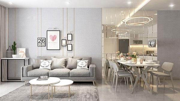 Thiết kế diện mạo mới cho căn hộ chung cư