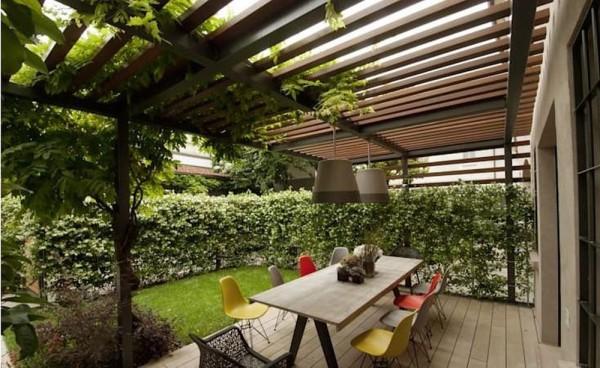 Thiết kế không gian hiên nhà thành nơi thư giãn cho cả gia đình