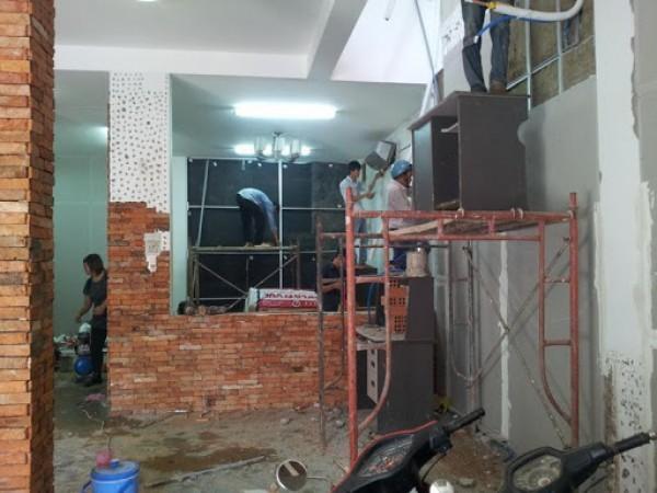 Thiết kế nội thất showroom - bavhome