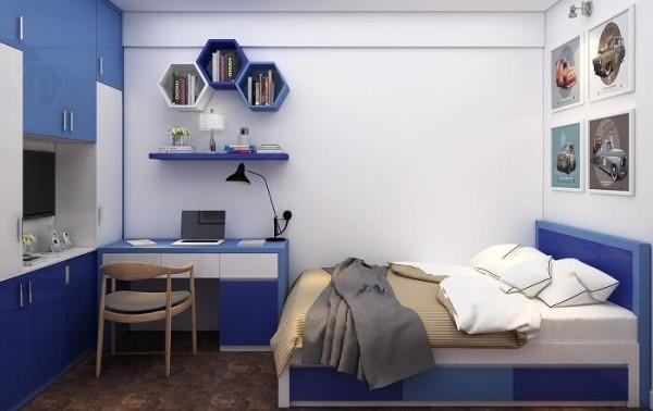 Thiết kế phòng ngủ đầy đủ tiện nghi dành cho trẻ ở độ tuổi khác nhau