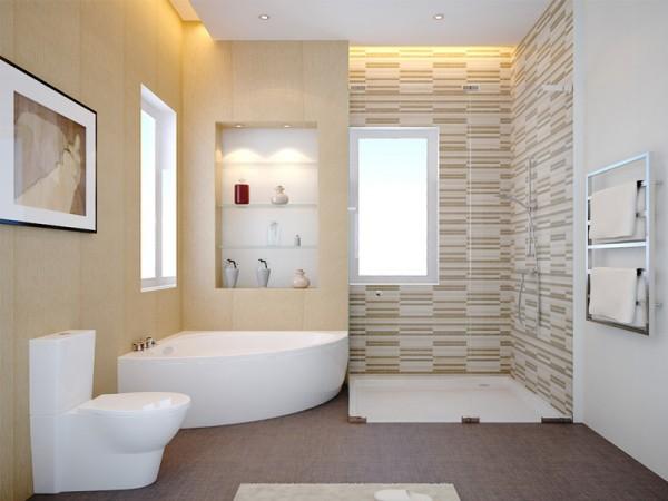 Thiết kế phòng tắm phù hợp cho người cao tuổi