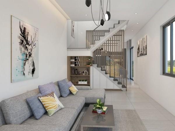 Thiết kế và trang trí nhà cửa đón Tết theo phong cách mới
