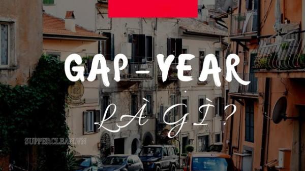 Thời Gian Gap Year