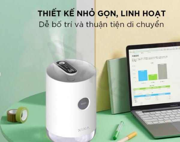 Thông tin cần biết khi sử dụng máy tạo độ ẩm không khí.