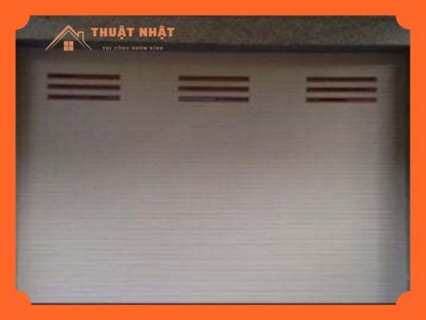 Thông tin về nguyên lý hoạt động của cửa cuốn Austdoor