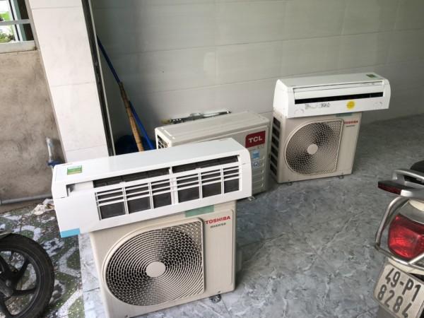 Thu mua điều hòa hư hỏng ở huyện Hốc Môn tận nơi