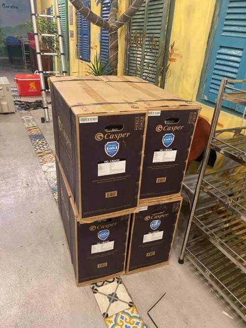 Thu mua máy lạnh âm trần cũ giá cao tại TP.HCM