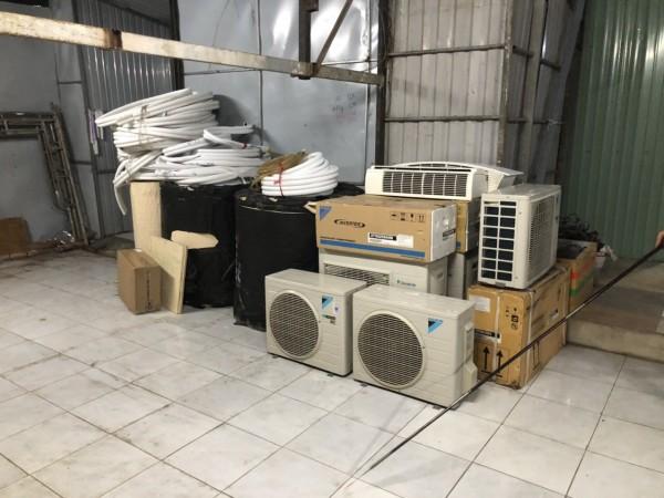 Thu mua máy lạnh cũ tại quận 6 tphcm   0932.932.329