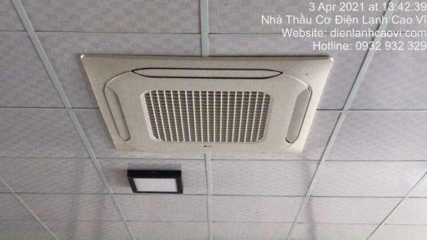 Thu mua máy lạnh hỏng tại Bình Dương - 0932.932.329