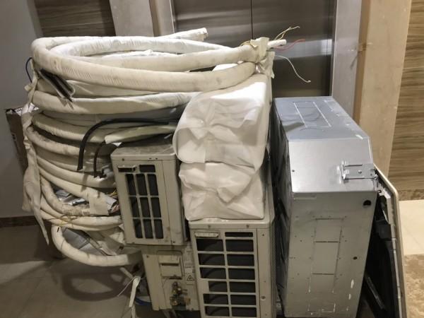 Thu mua máy lạnh hư tại huyện Cần Giờ - 0932.932.329