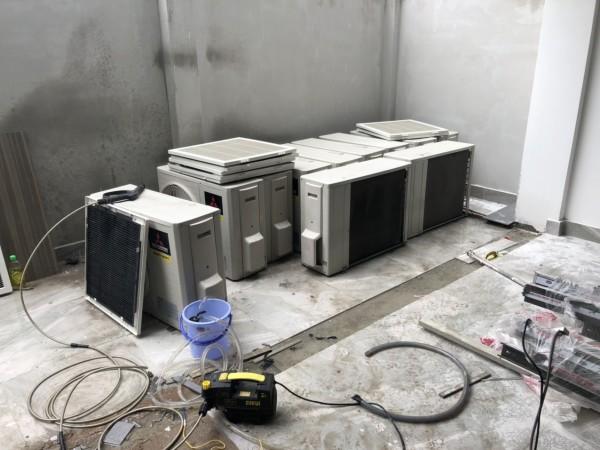 Thu mua máy lạnh hư tại huyện Nhà Bè - Cao Vĩ