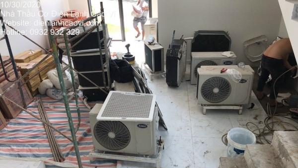 Thu mua máy lạnh hư tại quận Gò Vấp tận nơi   0932.932.329