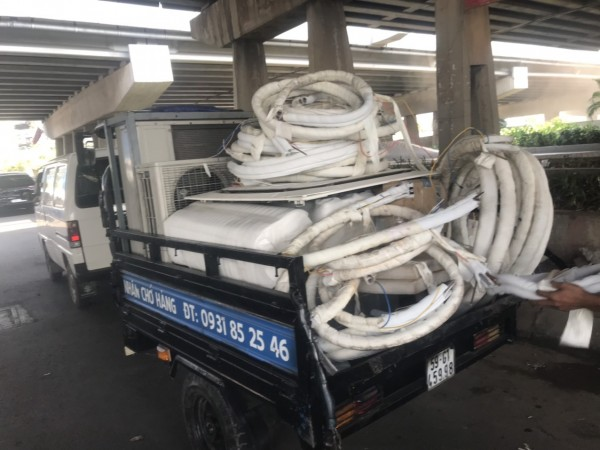 Thu mua máy lạnh hư tại quận Tân Bình | Cao Vĩ