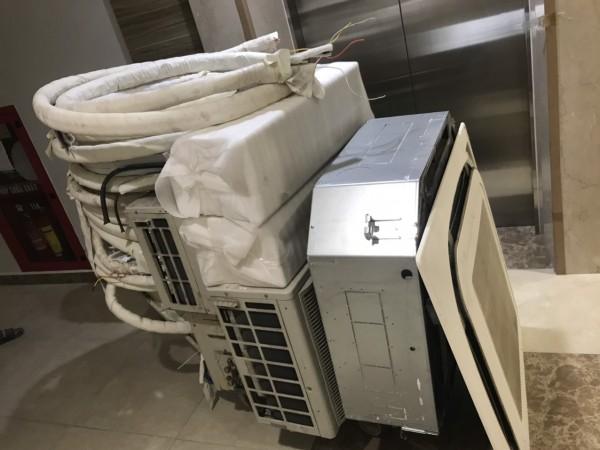 Thu mua máy lạnh hư tại Tân Phú tận nơi | 0932.932.329
