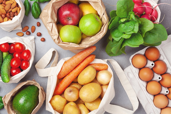 Thực phẩm giảm cân an toàn dành cho bạn
