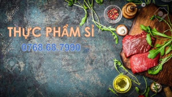 Thucphamsi.vn cung cấp thịt bò heo gà vịt cho nhà hàng quán ăn