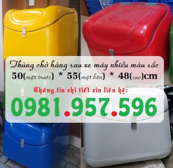 Thùng chở hàng có mút giữ nhiệt, thùng chở hàng thực phẩm