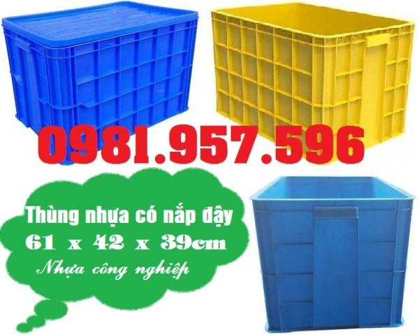 Thùng đặc công nghiệp, thùng đóng hàng kích thước lớn