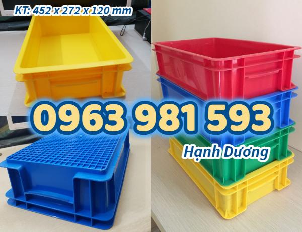 Thùng nhựa B2, hộp nhựa cơ khí
