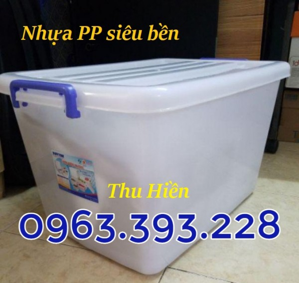 Thùng nhựa có nắp DA, thùng nhựa đặc có bánh xe, thùng nhựa đa năng, thùng nhựa DA15 và DA30