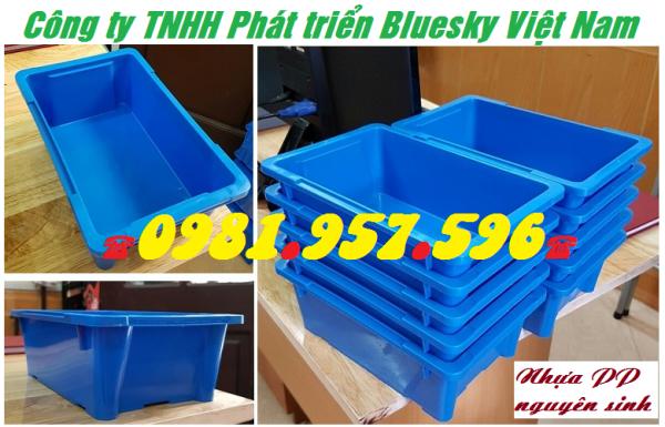 Thùng nhựa linh kiện, thùng nhựa A4, hộp linh kiện