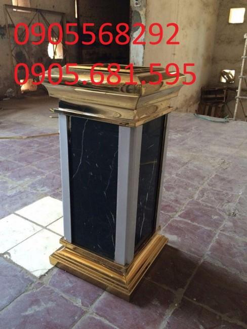 thùng rác đá hoa cương 0905568292