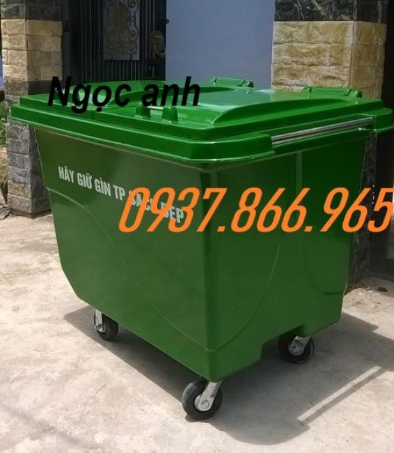 Thùng rác tại công viên, thùng rác trong nhà máy xí nghiệp, thùng rác