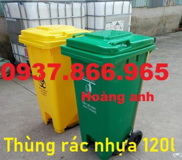 Thùng rác trong khu cách li, thùng rác y tế các loại, thùng rác giá rẻ, thùng rác tại cơ sở y tế