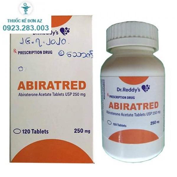 Thuốc Abiratred 250mg - Thuốc điều trị ung thư tuyến tiền liệt