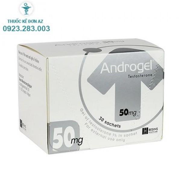 Thuốc Androgel - Thuốc nội tiết, mua ở đâu uy tín?