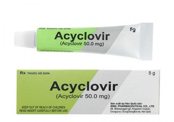 Thuốc bôi trị mụn sinh dục hiệu quả