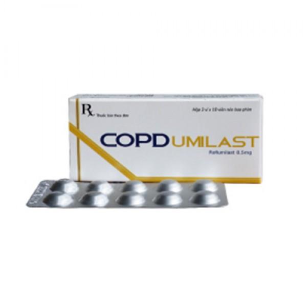 Thuốc Copdumilast là thuốc gì?