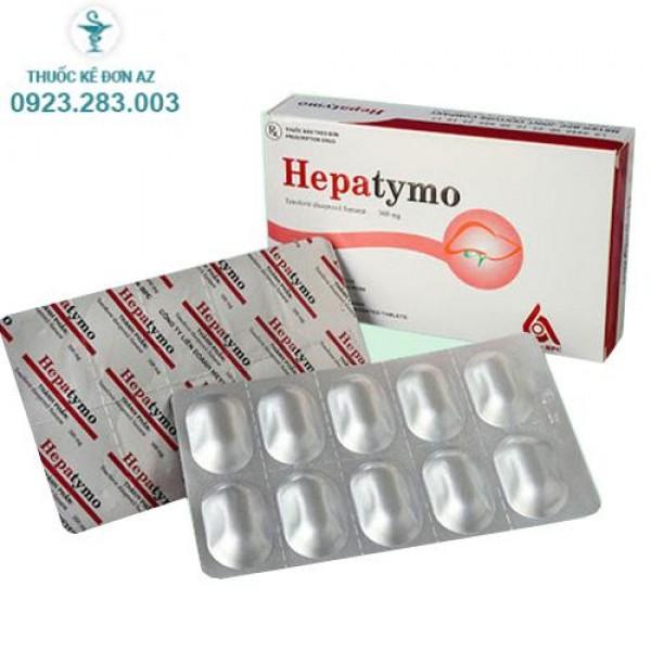 Thuốc Hepatymo 300mg – Thuốc điều trị HIV hiệu quả