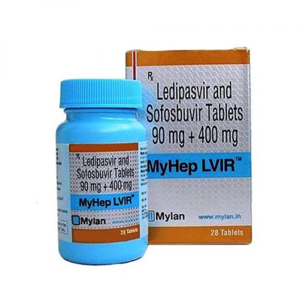 Thuốc Myhep Lvircó tác dụng gì?