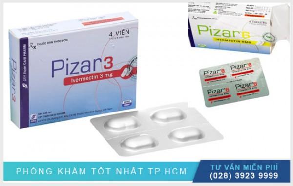 Thuốc Pizar hỗ trợ điều trị giun sán, kháng virus, vi khuẩn hiệu quả