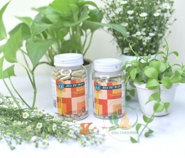 Thuốc Rắn Thái Lan Số 1 Zia Tu Wan - Giải Độc Gan Lọ Lớn 250 Viên