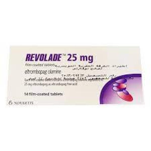 Thuốc Revolade 25mg – Thuốc điều trị xuất huyết giảm tiểu cầu