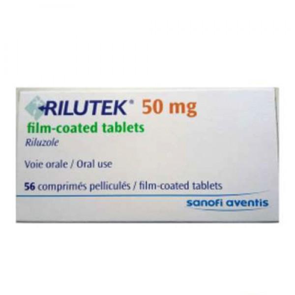 Thuốc Rilutek 50mg (Riluzole) – Công dụng, Liều dùng, Giá bán bao nhiêu?