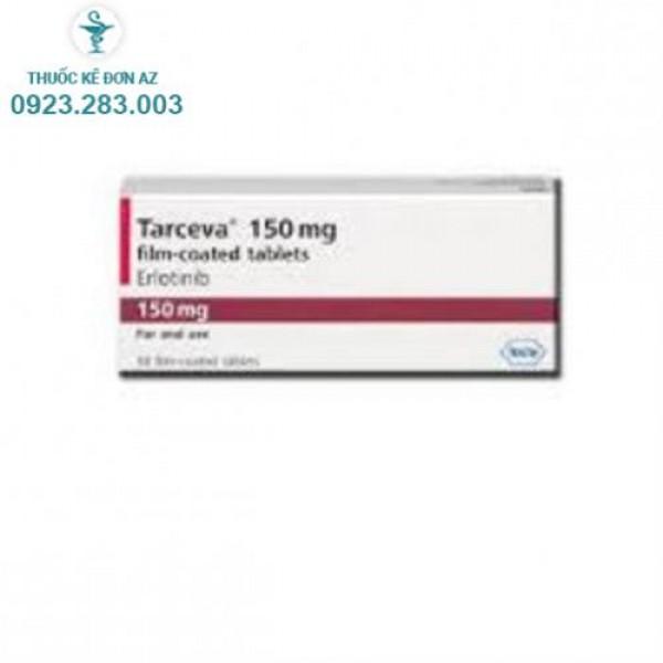 Thuốc Tarceva 150mg, 100mg – Erlotinib 150mg (Hộp 30 viên)