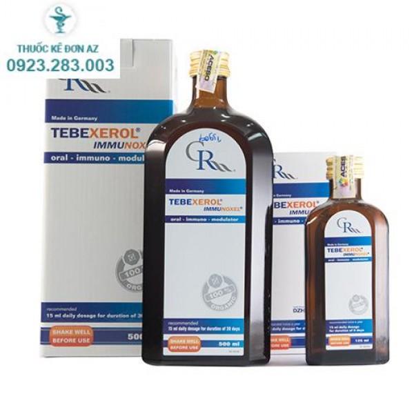 Thuốc Tebexerol tăng cường miễn dịch