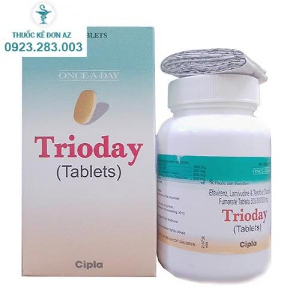 Thuốc Trioday - thuốc điều trị HIV