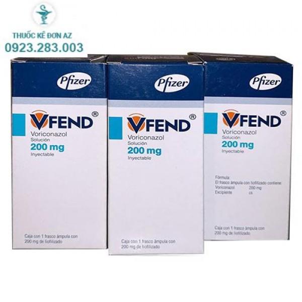 Thuốc Vfend 200mg - Thuốc điều trị nhiễm trùng nấm