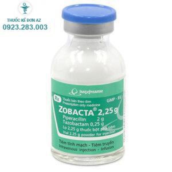 Thuốc Zobacta giá bao nhiêu, mua ở đâu?