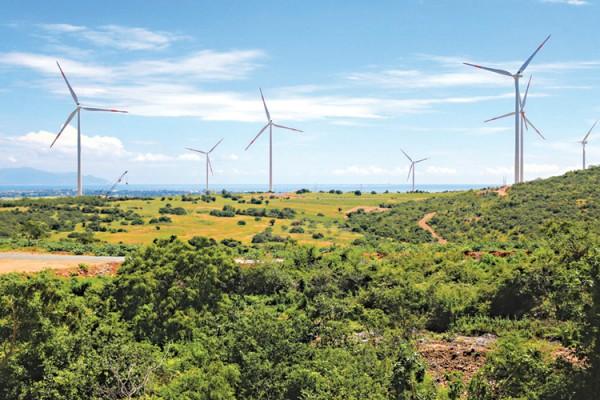 Tiềm năng lớn và khá đa dạng về nguồn NL tái tạo