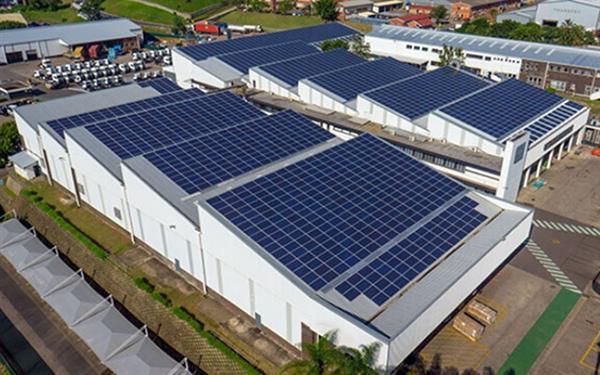 Tiềm năng phát triển hệ thống điện mặt trời áp mái